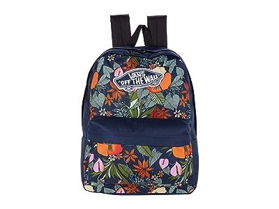 Vans Realm Backpack (Polka Ditsy) Backpack Bags