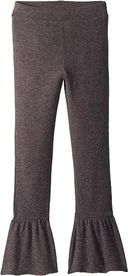 Extra Soft Peplum Flare Pants (Big Kids)