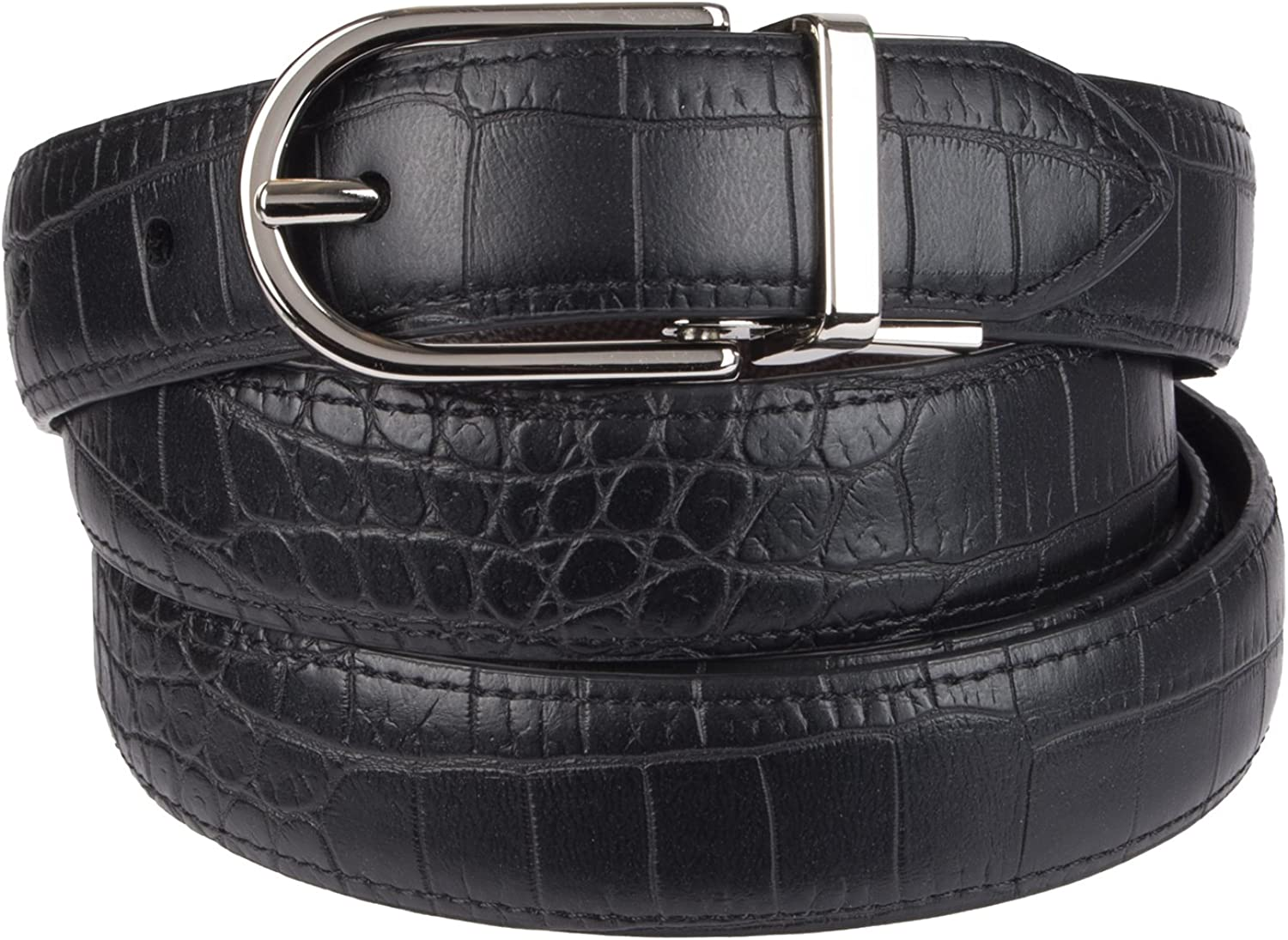 Chaps Women's Reversible Belt Technology Sale SALE% OFF service with Stretch
