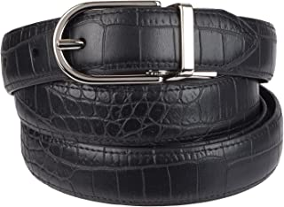 Women's Reversible Belt with Stretch Technology