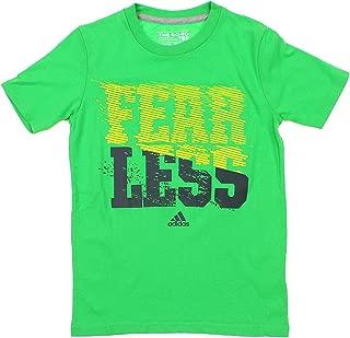 Youth Big Boys Broken Fear Graphic Shirt, Green
