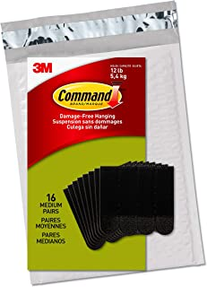 Best Command Picture Hanging Strips, Medium, 16 pairs (36 strips), Easy to Open Packaging (PH204BLK-16NA) Review