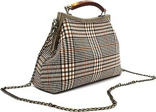 GUSHI handmade bag handbag for ladies Embossing Shoulder Bags