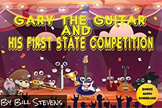 Gary The Guitar And His First State Competition