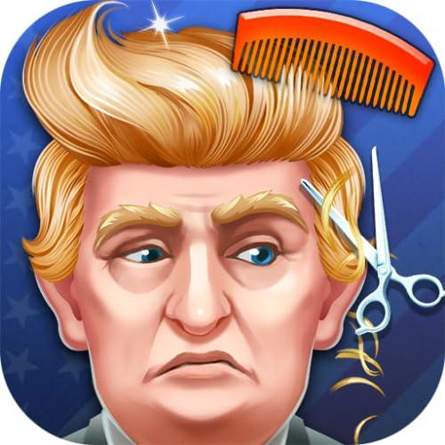 Trump's Hair Salon - Shave President