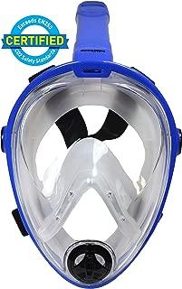 Deep Blue Gear - Vista Vue Full Face Snorkeling Mask