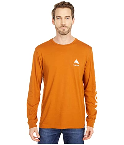 Burton Elite Long Sleeve T-Shirt (True Penny) Clothing
