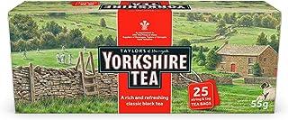 Yorkshire Tea Red, 25 x 55 gm