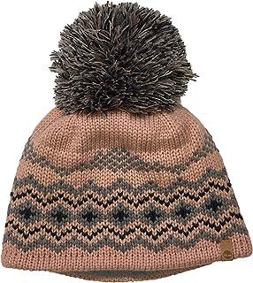 قبعة حريمي من Timberland مطبوع عليها Pom Fair Isle