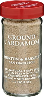 Morton & Bassett Cardamon, Ground, 1.9000-ounces