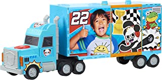 JP Ryan's World JPL78575 Ryan's Playdate Mystery Box Raceway