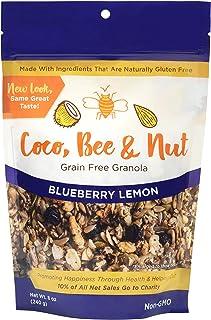 coco, bee & nut: grain free granola: Blueberry Lemon