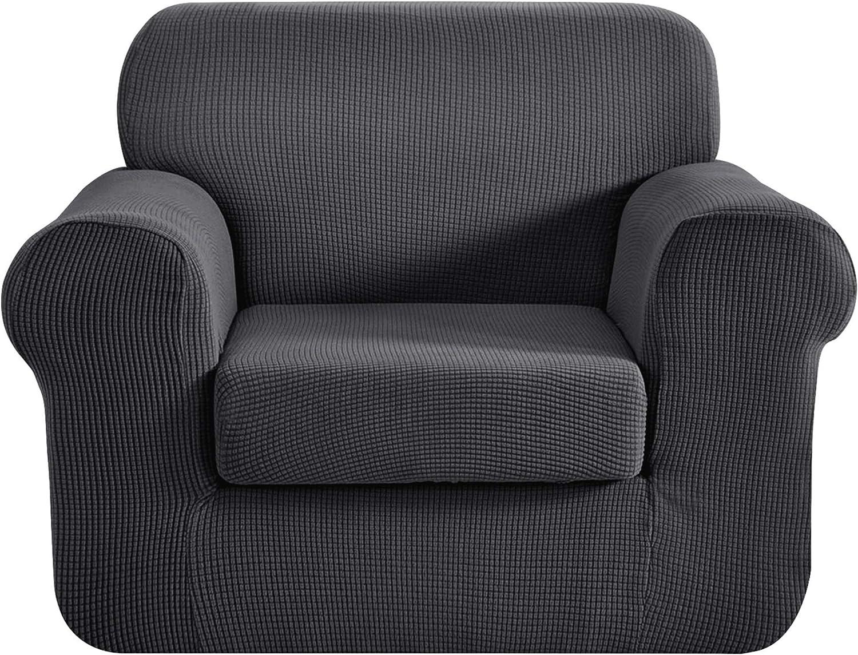 CHUN 2021 model YI Stretch Chair Sofa Cover Couch 2-Piece 25% OFF Furnitu Slipcover