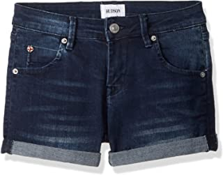 HUDSON Girls' Roll Cuff Short