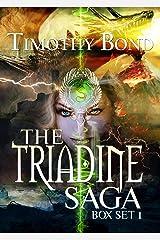 The Triadine Saga Box Set 1: An Epic Fantasy Kindle Edition