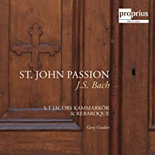 St. John Passion, BWV 245: Part I: Aria: Ach, mein Sinn, wo willt du endlich hin (Tenor)