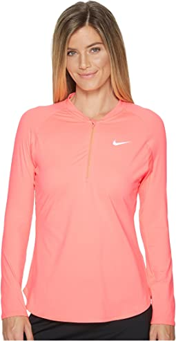 Nike - Court Pure Half-Zip Tennis Top