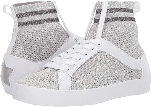 Knit Off-White/Grey/Grey