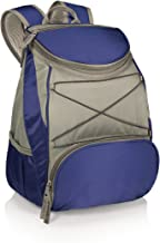 (navy/gray) - Picnic Time PTX Backpack Cooler - Navy / Grey