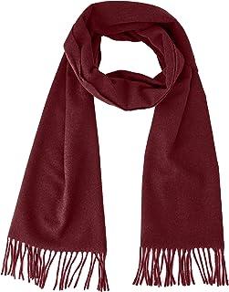Gant Solid Wool Scarf Bufanda de moda para Hombre
