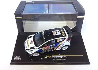 Générique Ford Fiesta RS WRC Delecour Rally 2014 1:43 Car IXO RAM571