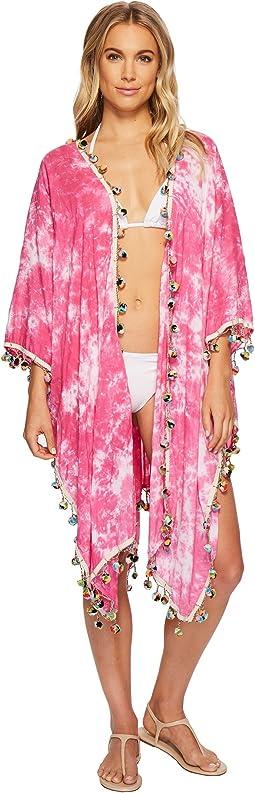 Bindya - Tie-Dye Kimono