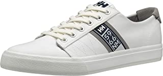Helly Hansen Men's Salt Flag F-1 Trainers, White (White/Evening Blue/New Light Grey/Off White 001), 9.5 UK 44.5 EU