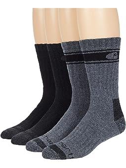 Carhartt Seasonal Stripe Crew Socks 4-Pair