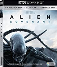 Alien: Covenant 4k Digital
