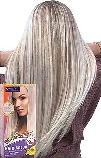 SoftSub Permanent Hair Color Cream Extra Blonde Ash 140 ml, Revolutionary Hair color cream,Permanent hair color, Hair dye, Highlights