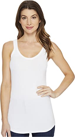 Michael Stars - 2X1 Rib Double Strap Tank Top