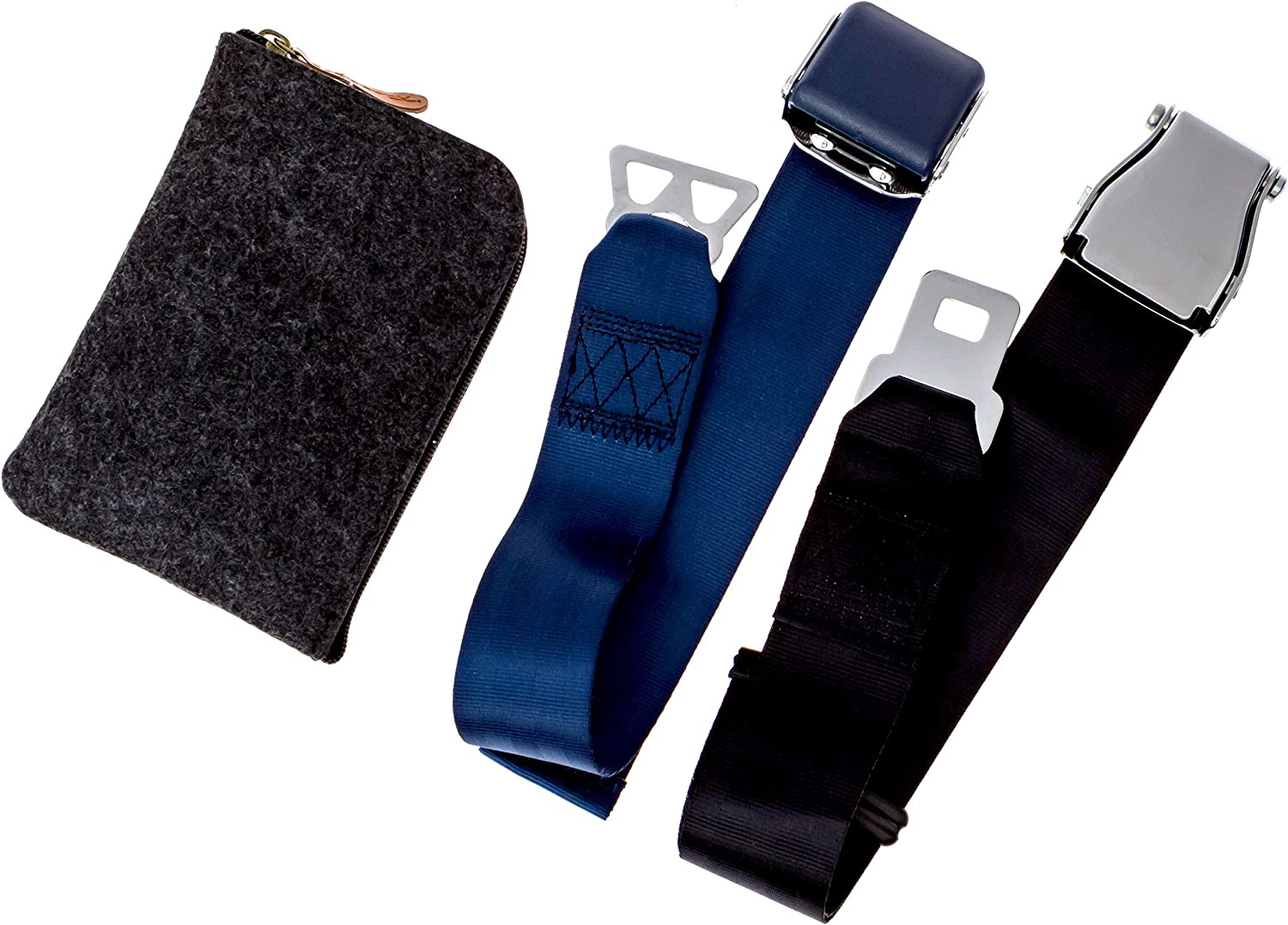Airplane Seatbelt 高品質 Extenders Premium 訳あり品送料無料 2 Ty All Airlines for Pack