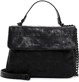 Emily & Noah Umhängetasche Felipa 63102 Damen Handtaschen Uni black 100 One Size