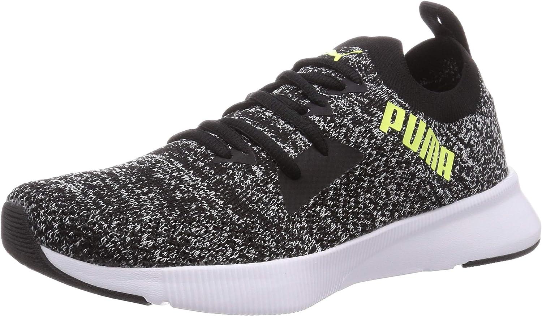 PUMA Men's Flyer Runner Engineer Knit Running Shoes