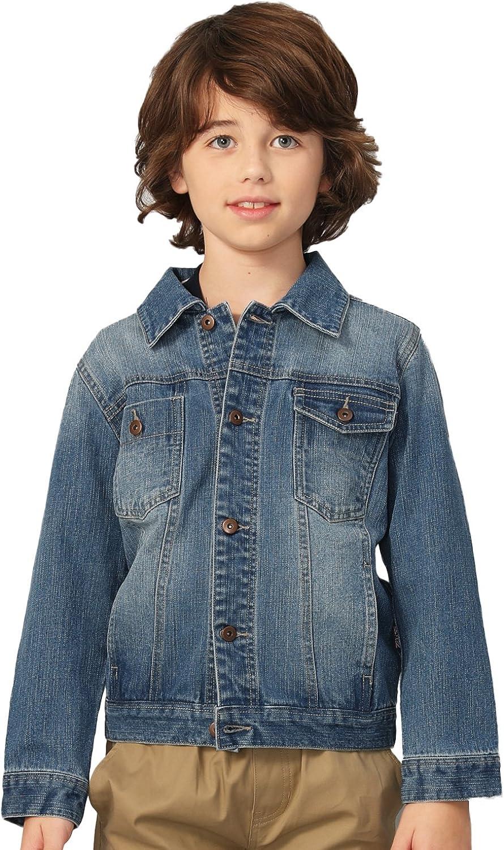 Leo/&Lily Boys Big Denim Jacket