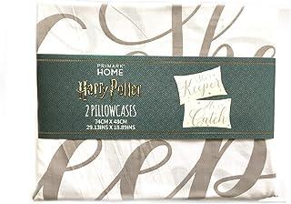 Harry Potter Serviettes 2-set Gryffondor//Serpentard primark NEUF-limitée