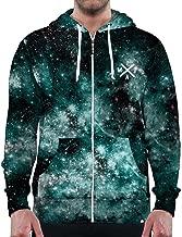 INTO THE AM Zip-Up Hoodie Sweatshirts - Long Sleeve Unisex Hoodies