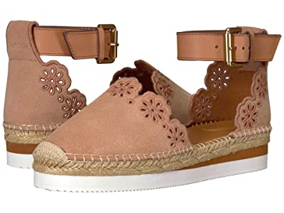 See by Chloe SB30201 (Open Pink Natural Calf) Women