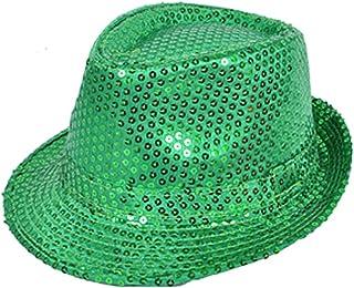 Amazon.com  Greens - Fedoras   Hats   Caps  Clothing 7dfff099e7c