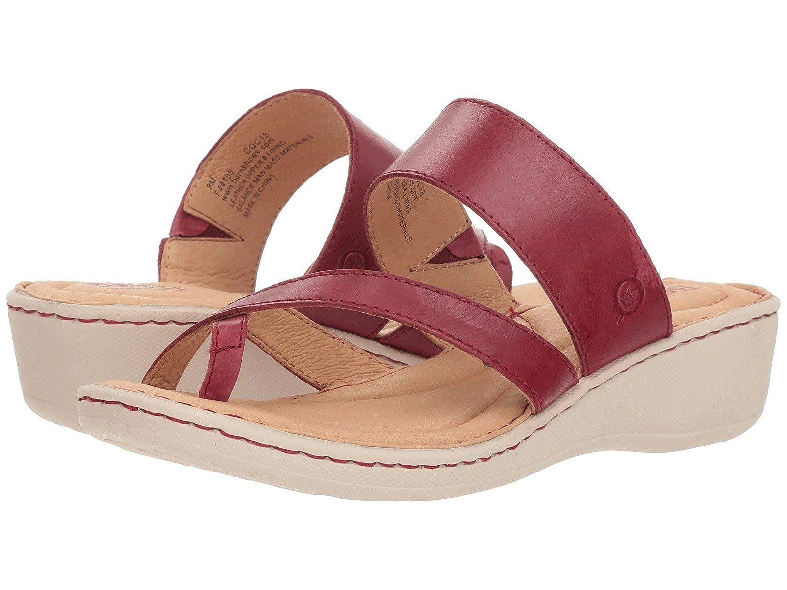 Born SieneAtmospheric grades have affordable shoes