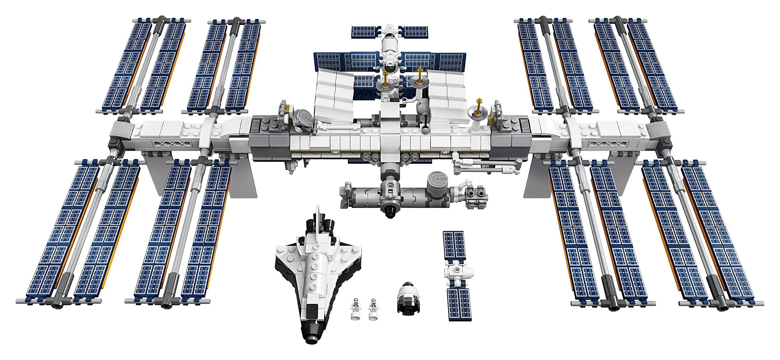 LEGO Ideas International Space Station 21321