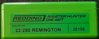 Redding Master Hunter 2-Die Set 22-250 Remington