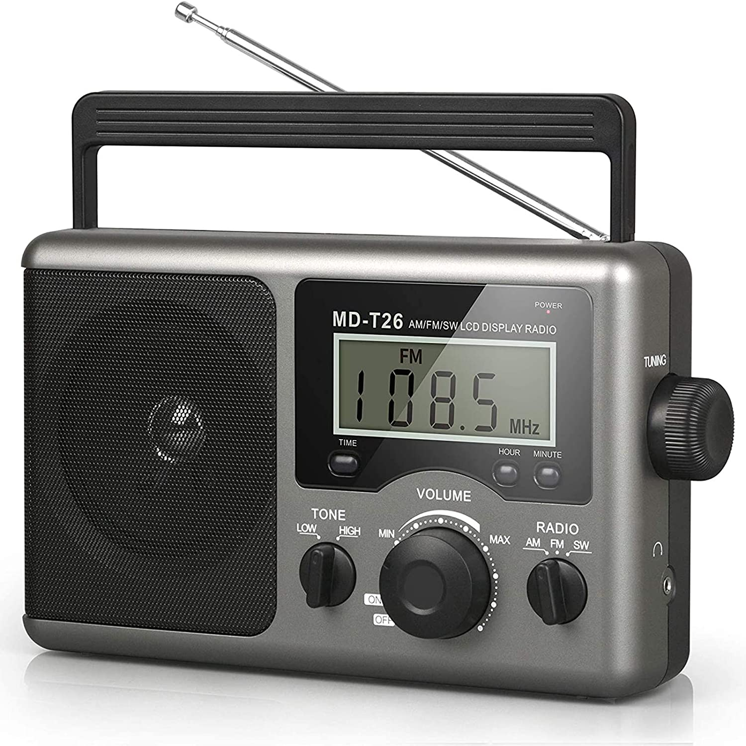 WFGZQ Cheap mail order sales Portable Complete Free Shipping Shortwave Radio AM Best Transistor with FM