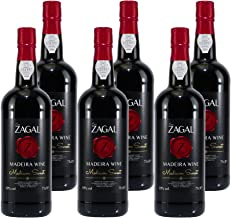 Don Zagal Madeira Wine - Medium Sweet 6 x 0,75L