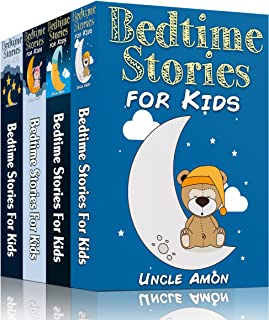 BEDTIME STORIES FOR KIDS COLLECTION (4 Books in 1): 20 Bedtime Stories, Just For Fun Activities, and More! (Fun Bedtime Story Collection Book 5)