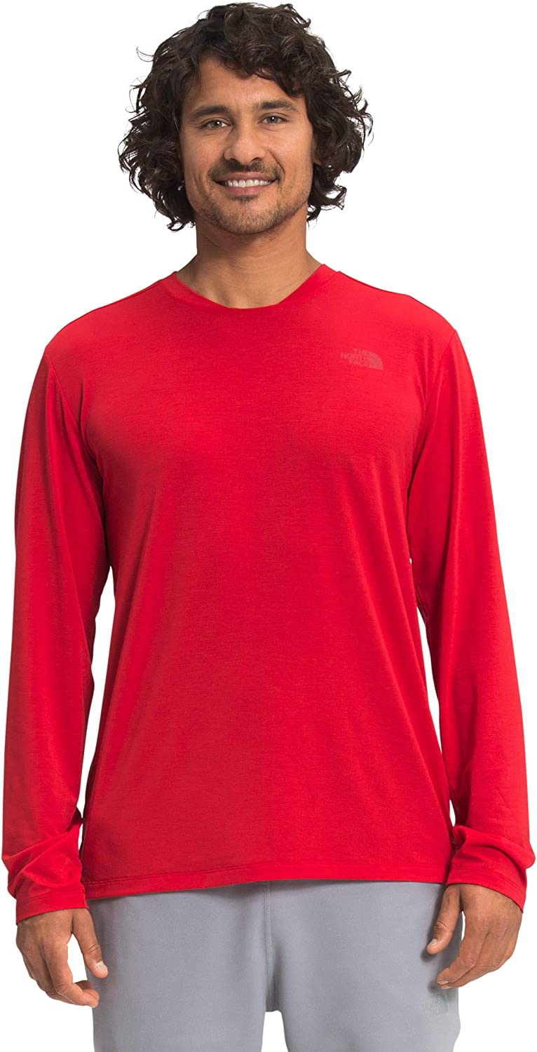 The North Face Opening large release sale Men's Max 69% OFF Long Sleeve T-Shirt Wander