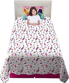 Franco Kids Bedding Super Soft Sheet Set, 3 Piece Twin Size, Trolls