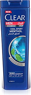 Clear Men's Anti-Dandruff Shampoo Cool Sport Menthol, 200ml