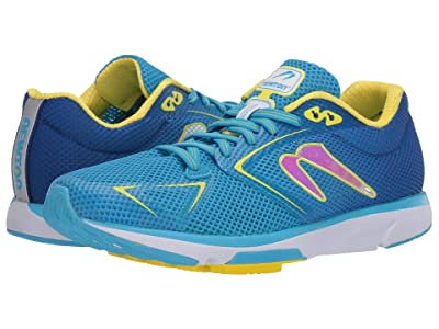 Newton Running Distance 9 (Laguna/Yellow) Women