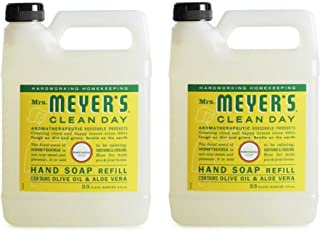 Mrs. Meyer´s Clean Day Hand Soap Refill, Honeysuckle, 33 Oz - 2 Pack